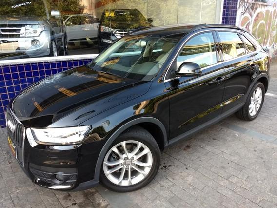 Audi Q3 Ambiente Stronic 2.0 Gas Autom Top Teto 43 Km