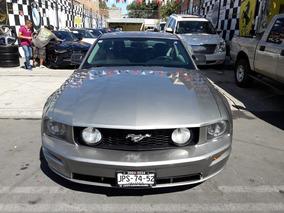 Serrano Automotriz Ford Mustang 4.6 Gt Equipado Piel Mt