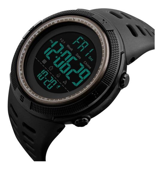 Reloj Hombre Deportivo Caballero Elegante Digital Skmei 1251