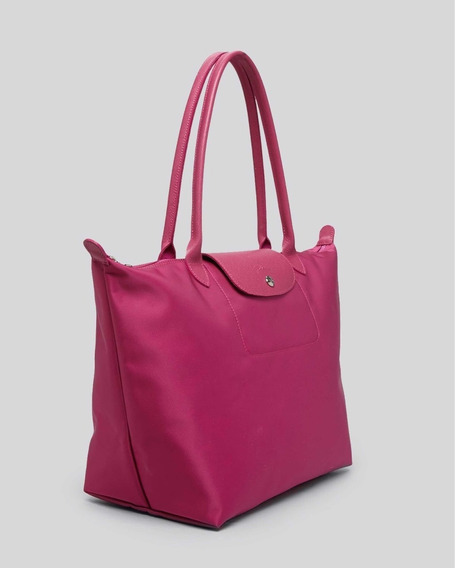 Bolsa Longchamp Le Pliage Neo Original Super Espaciosa!!