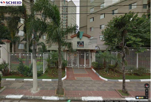 Imagem 1 de 15 de Apartamento No Jardim Marajoara - Mc2265