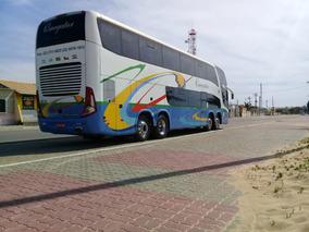 Ônibus Rodoviario Dd Volvo 420 Semi Leito 4 Eixos