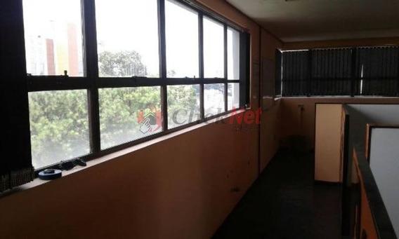 Sala Comercial Para Locação No Bairro Rudge Ramos Em São Bernardo Do Campo - 3795
