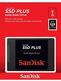 Hd Ssd Sandisk Plus 1tb