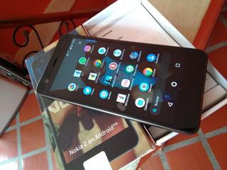 Nokia 2 Pantalla 5 Bateria 4100 Mah 8 Mp Y 4g Lte Android
