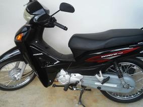 Honda Wave 110 Negra