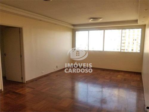 Imagem 1 de 20 de Apartamento Com 3 Dormitórios À Venda, 116 M² Por R$ 950.000 - Perdizes - São Paulo/sp - Ap17533