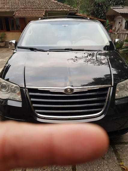 Chrysler Town E Country 7 Lugares Blindado