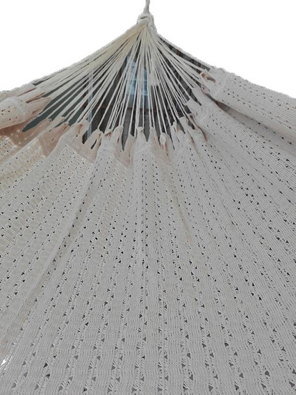 Hamaca Yucateca Tamaño Matrimonial (tela De Algodón) + Bolsa De Viaje
