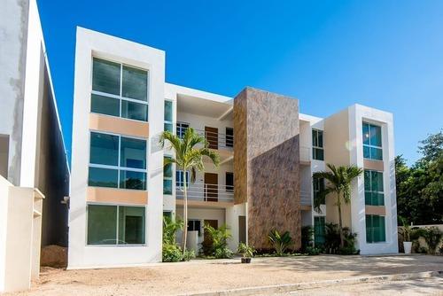 Departamento En Playa Del Carmen Cerca Del Mar