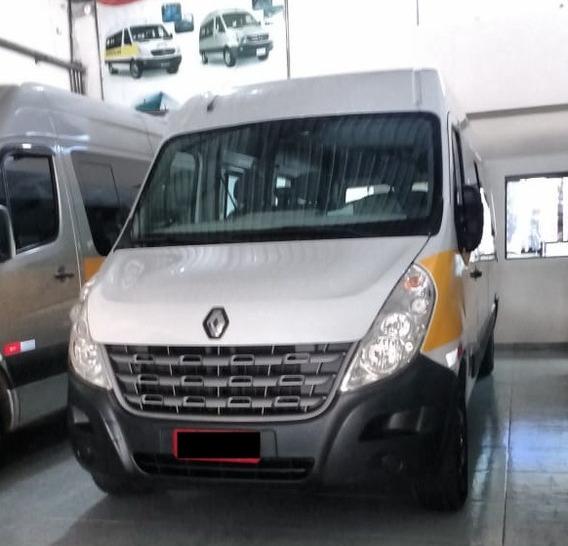 Renault Master 2.3 Extra L3h2 Vitrè 2015 20 Lugares Escolar