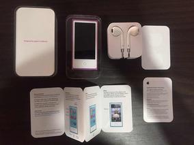 iPod Nano 7th, 16gb , Cor: Roxo