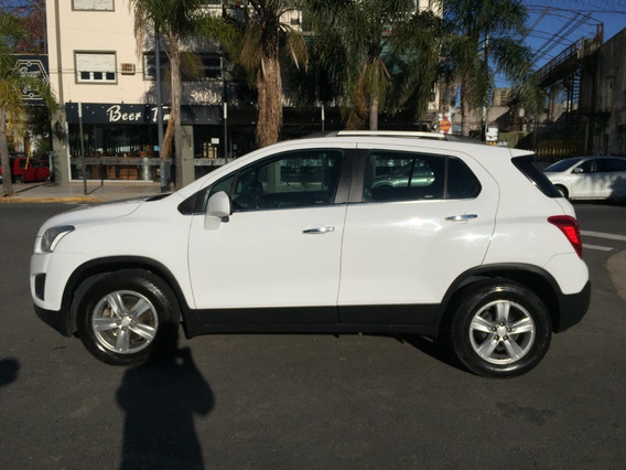 Chevrolet Tracker 2015 Ltz 1.8 4x2 Mt