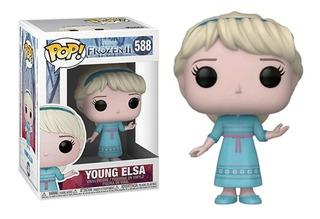 Funko Pop Young Elsa 588 Frozen 2 Disney Wabro Fionatoys