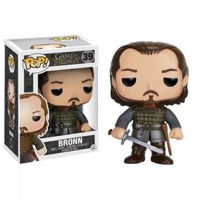 Funko Pop Game Of Thrones: Bronn #39- Com Nota Fiscal