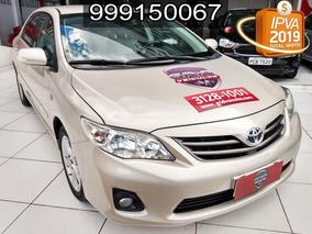 Corolla Xei 2013 Completo! - Ipva 2019 Pago!