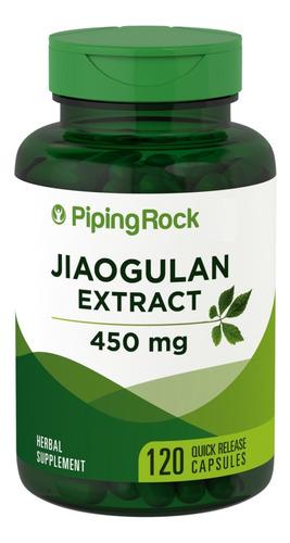Jiaogulan 450mg Adaptogeno Antioxidante Sist Inmune Stamina