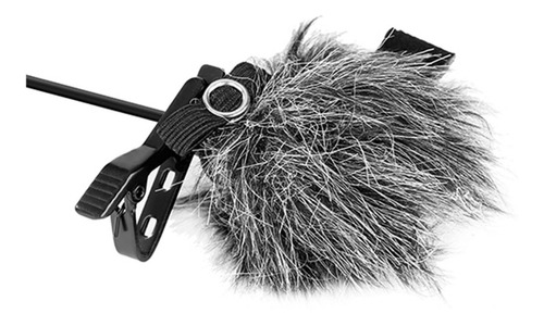 Imagen 1 de 6 de Filtro Dead Kitten Paraviento P/ Microfono Corbatero Boya