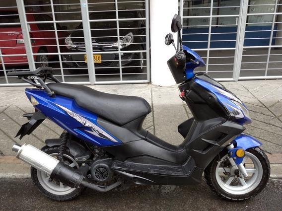 Moto Scooter Automatica Abc, Barata, $1
