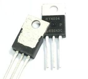 Hy4004 - Hy4004p - Hy4004p - Hy4004 - Kit Com 5x Peças