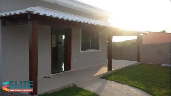 Casa Para Venda Em Saquarema, Bacaxá, 3 Dormitórios, 1 Suíte, 2 Banheiros, 5 Vagas - E022