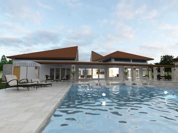 Villa Amuebladas Nueva En Casa De Campo
