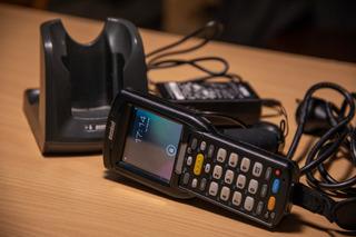Colector De Datos Motorola Mc3200 Android Con Base