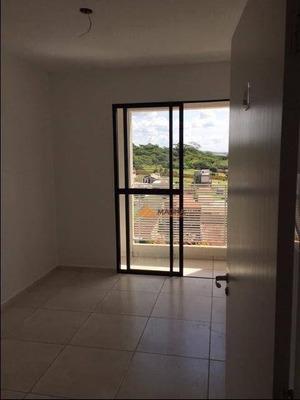 Apartamento Com 2 Dormitórios Para Alugar, 44 M² Por R$ 1.000/mês - Residencial Villa Florenca - Ribeirão Preto/sp - Ap3686