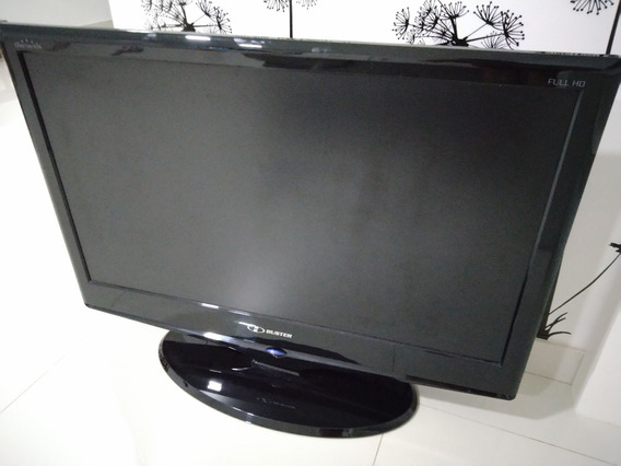 Tv H-buster 42 Com Media Player Nativo