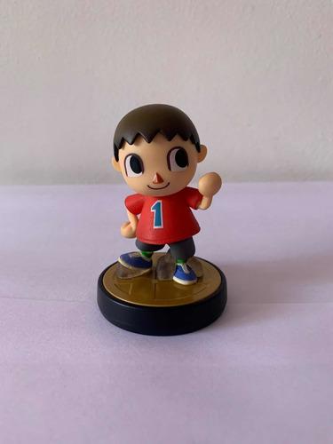 Imagen 1 de 1 de Amiibo Aldeano Original, Sin Caja De Nintendo Wii