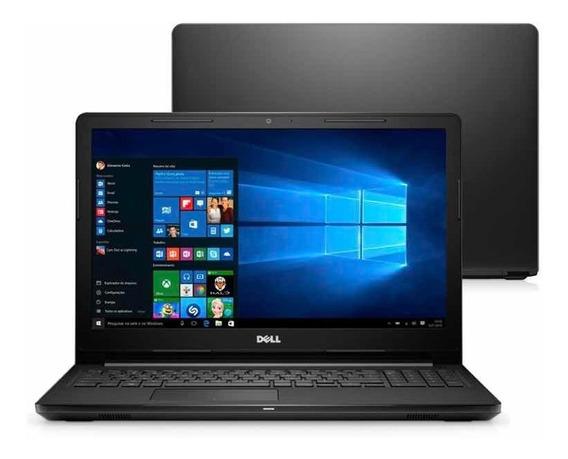 Notebook Dell I15-3567 A40p Intel I5-7200u 8gb 1tb W10