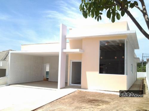 Casa Com 3 Dormitórios À Venda, 160 M² Por R$ 850.000,00 - Condomínio Vila Verona - Sorocaba/sp - Ca1156