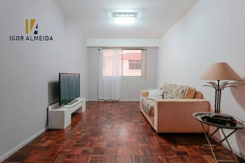Imagem 1 de 27 de Apartamento Com 3 Dormitórios À Venda, 120 M² Por R$ 835.000,00 - Paraíso - São Paulo/sp - Ap47859