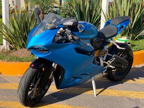 Ducati Panigale 899 2015 Excelente Trato