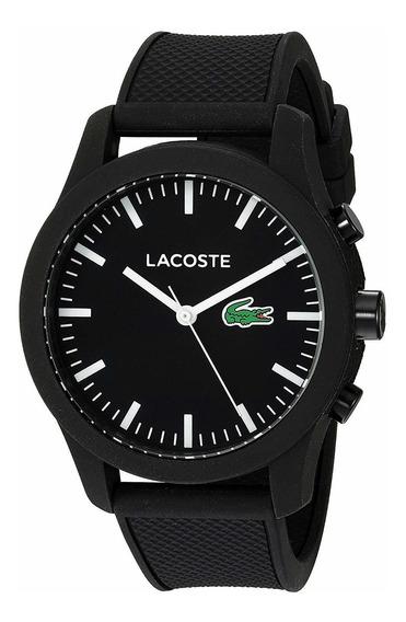 Lacoste - Reloj Inteligente De Cuarzo Para Hombre De Plastic