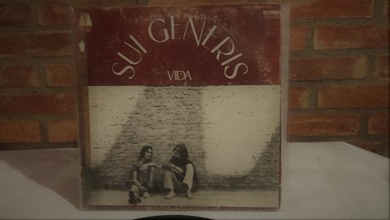 Disco, Vinilo Sui Generis. Vida. Edición 1972
