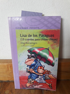 Lisa De Los Paraguas, Cuentos Para Chicos Chicos