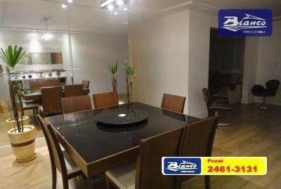 Apartamento Residencial À Venda, Jardim Aida, Guarulhos - Ap0588. - Ap0588