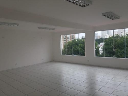 Sala Para Alugar, 60 M² Por R$ 1.500,00/mês - Baeta Neves - São Bernardo Do Campo/sp - Sa4017
