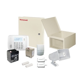 Kit De Alarma Honeywell Con Sensor De Movimiento