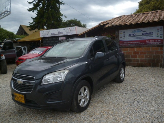 Chevrolet Tracker Ls Mt Gasolina Full 4*2