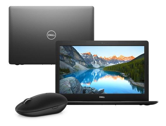 Notebook Dell 3583-m5xm Ci7 8gb 2tb W10 + Mouse Wireless