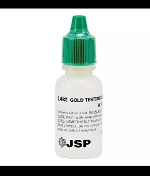 Acido Para Calar Oro+pulimento Liquido