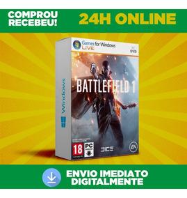 Battlefield 1 - Pc + Dublado Envio Na Hora 0 Segundo