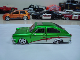 Miniatura Vw Tl Fastback 1600 1967 1/24 Allstars Raro Avl308