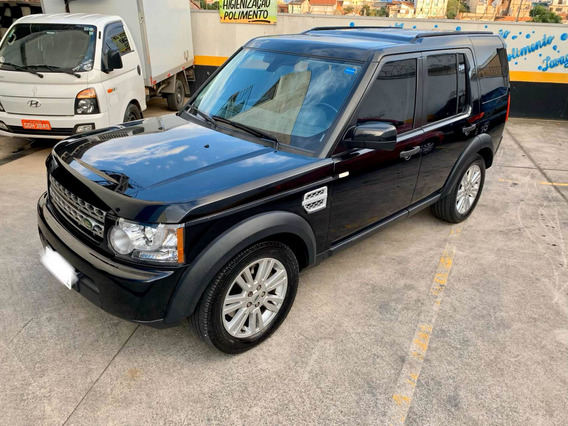 Land Rover Discovery 4 Sdv6 S Diesel