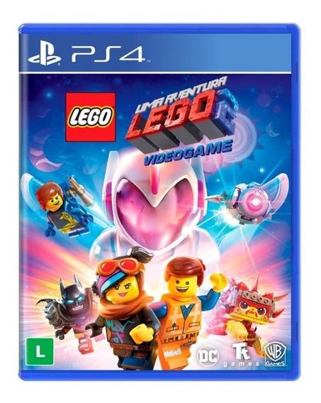 Uma Aventura Lego 2 Videogame Movie - Ps4 - Mídia Física