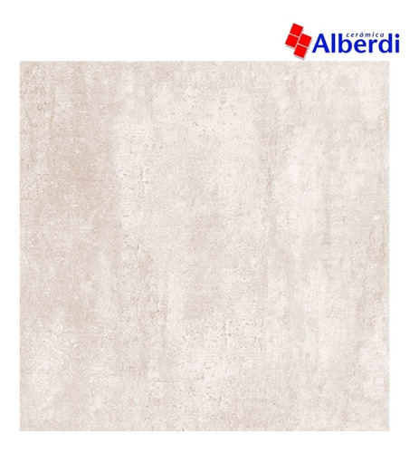 Porcelanato Alberdi Manhattan White Pìso Pared 62x62 2 Selec
