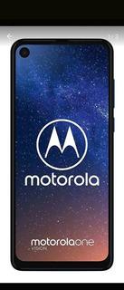 Motorola One Vision Dual Sim 128 Gb Azul-safira 4 Gb Ram