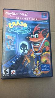 Crash Bandicot The Wrath Of Cortex Ps2